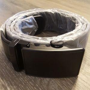 Men's adjustable belt